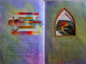 Pages before Bird Window page.