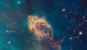Hubble telescope picture.