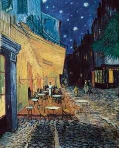 Vincent Van Gogh painting.